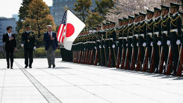 US to send more ships to Japan, prods China
