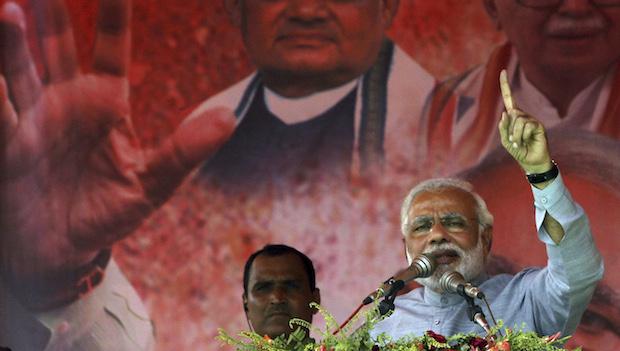 Narendra Modi: A Study in Polarization