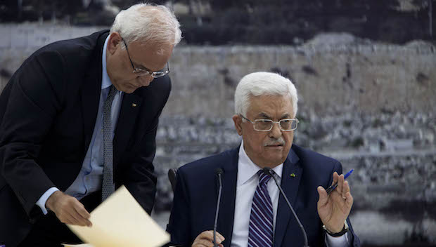 Swiss say Palestinians can join Geneva Conventions