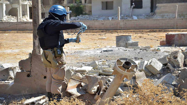 China believes arms firm did not violate rules in Syria