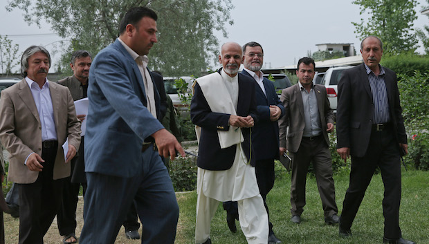 Opinion: The Biggest Threat to the Afghan Election