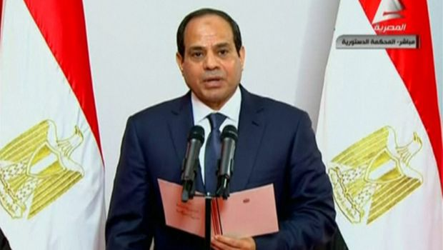 Sisi will resolve Nile crisis, says Egypt's new Water Minister