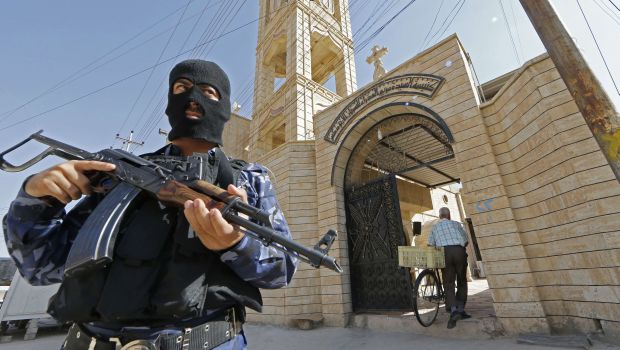 Iraq authorities: Rare manuscripts smuggled out of Mosul