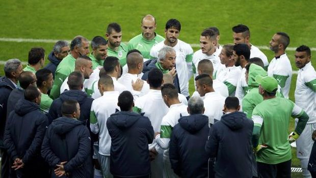 Fasting up to players at World Cup—Algeria coach