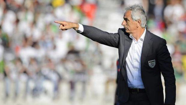 Algeria can beat the best teams, says coach Halilhodzic