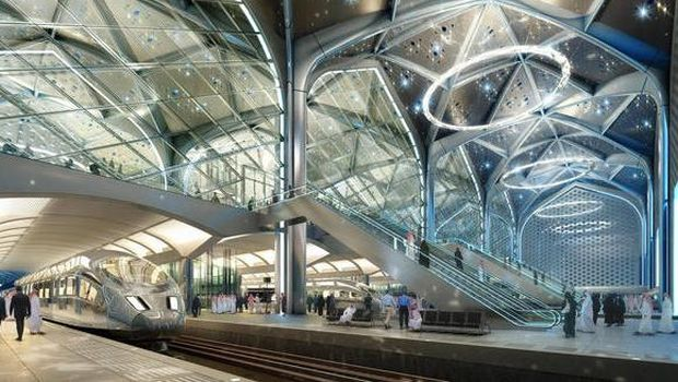 Saudi Transport Minister: Haramain rail stations 75% completed