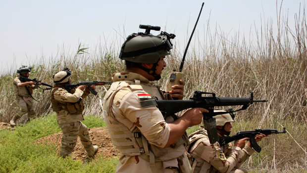 Insurgents overrun parts of Iraqi city of Samarra