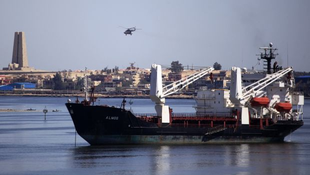 Egypt pushing ahead with Suez port expansion projects—official