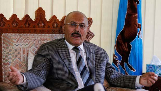 Yemen parties must reject Saleh to attend Riyadh talks: official