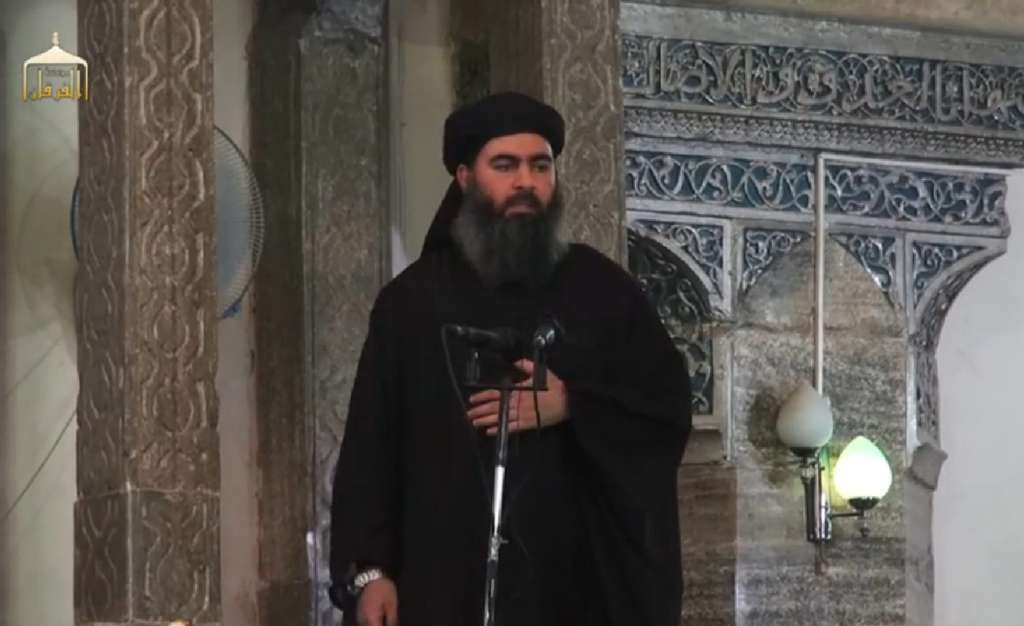 Confusion continues over arrest of ISIS leader's alleged wife