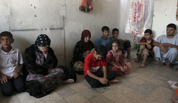 Religious minorities facing oppression in ISIS-controlled areas in Iraq: sources