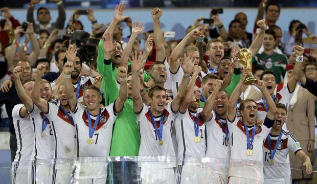 Jubilant Germany become world champions again