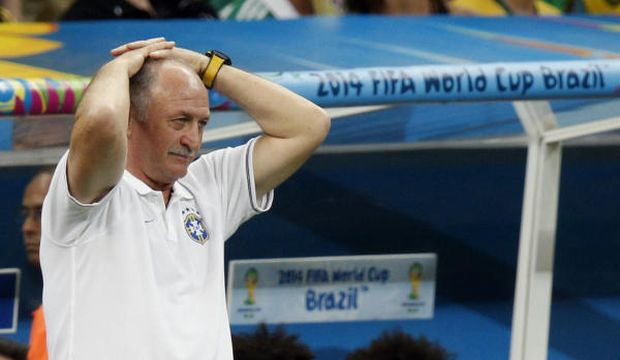 Scolari fired as Brazil manager—report