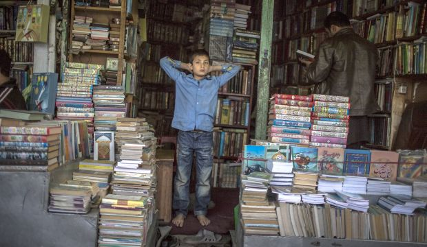 Triumph of Afghan writers in exile boosts literary scene at home