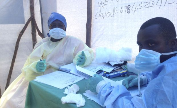West African authorities adopt common strategy to fight Ebola