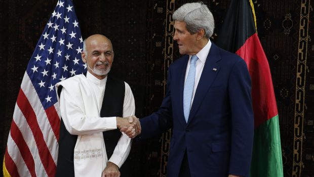 Kerry, other diplomats focus on audit to resolve disputed Afghan vote
