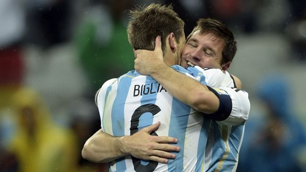 Argentina beat Dutch in shootout to set up Germany final