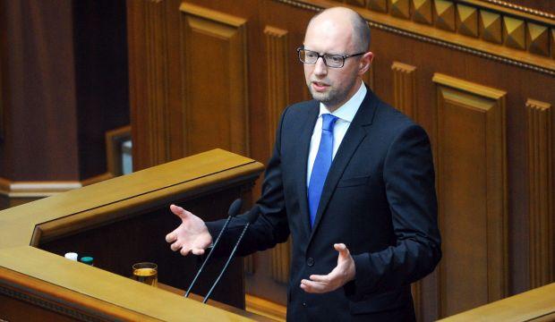 Stalled Ukraine parliament says yet to receive PM's resignation