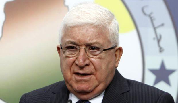 Iraqi President Fuad Masoum renounces British nationality