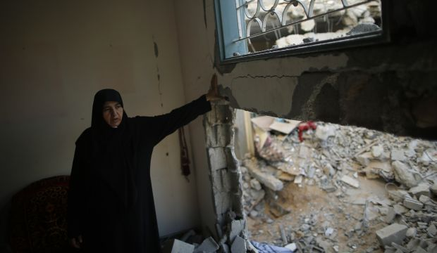Palestinians accuse Israel of breaking 7-hour Gaza truce