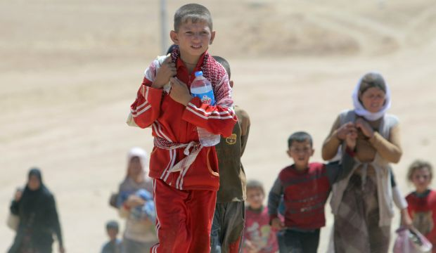 Opinion: Children do not deserve war