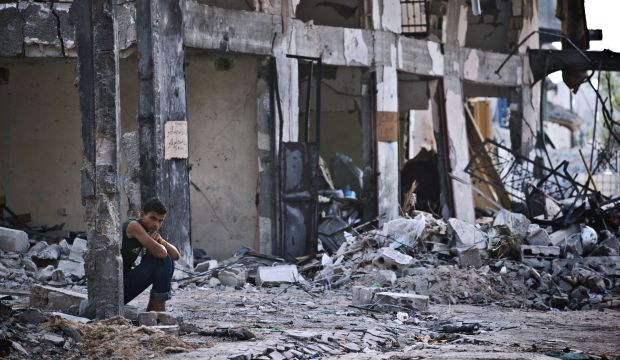 Palestinians and Israelis agree five-day truce