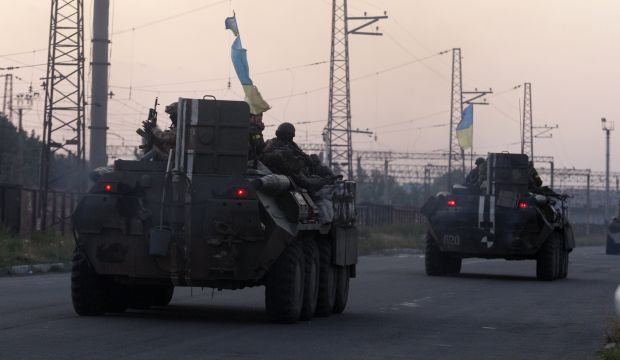 Fighting in eastern Ukraine kills 43 in 24 hours