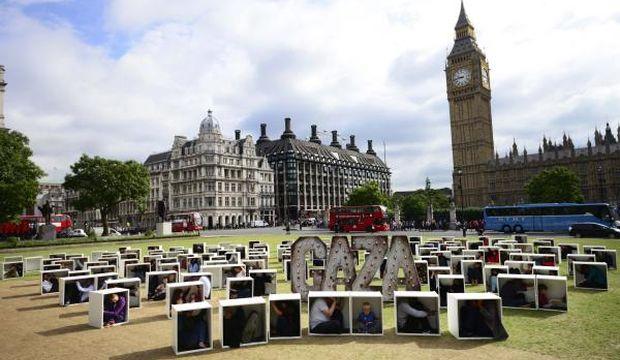 British public opinion shifts after latest Gaza war