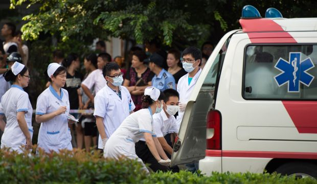 Factory blast in eastern China kills at least 65