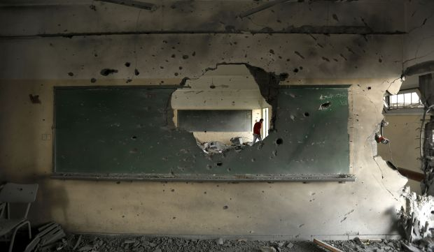 Gaza ceasefire holding on second day