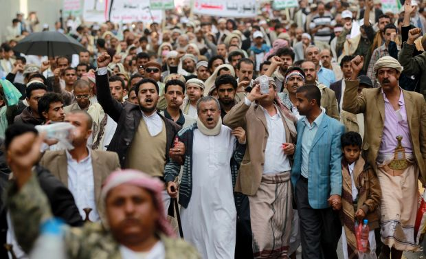 Yemeni government, Houthis close to agreement: official