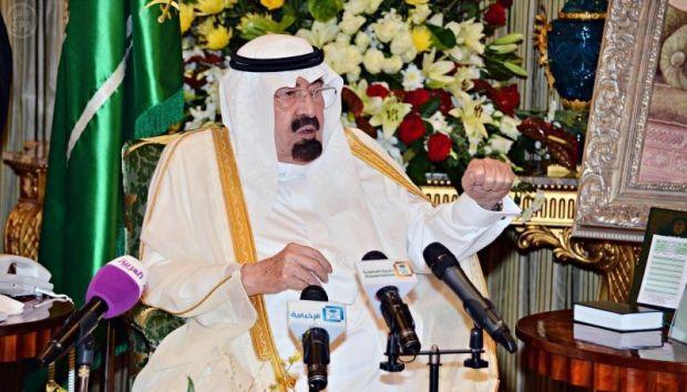 Saudi King Abdullah warns of global terror threat