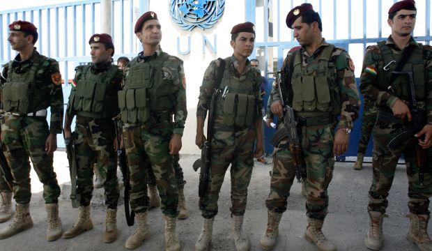 Kurds, Islamic State clash near Kurdish regional capital: Kurdish official