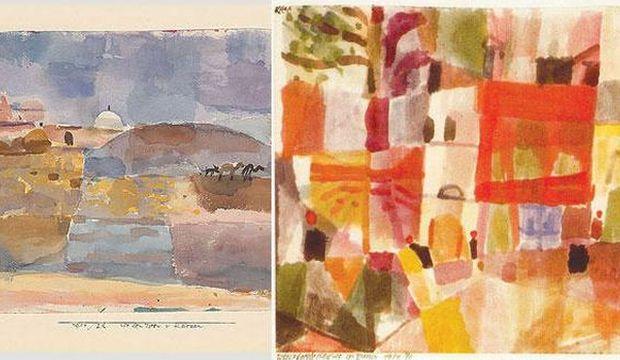 Tunisian art festival celebrates painter Paul Klee