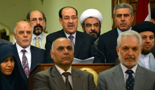 Iraq's Maliki finally steps aside, paving way for new government
