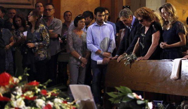 Hundreds mourn AP video journalist killed in Gaza
