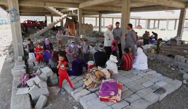 "ISIS ""massacres"" 80 Yazidis in north Iraq: officials"
