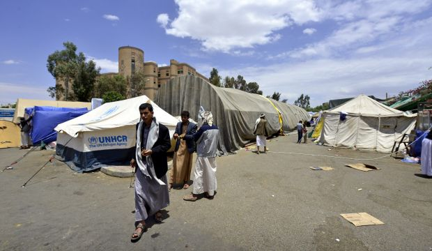 Houthi leader calls for civil disobedience against Yemen government
