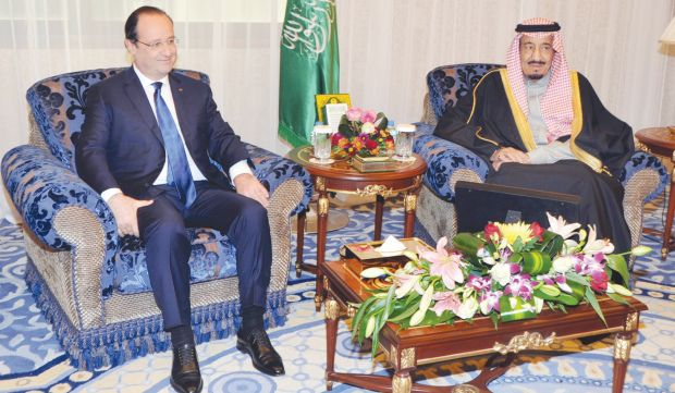 Saudi Crown Prince to hold meeting with French president