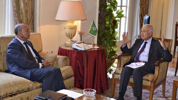 """Libya FM calls for """"consensus"""" ahead of Arab League meeting"""