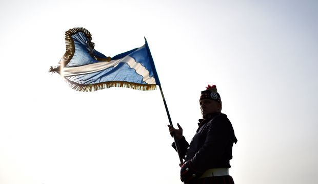 Fate of United Kingdom hangs in balance after new Scotland polls