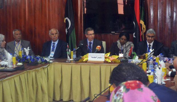 Libya's elected parliament suspends participation in UN-backed talks