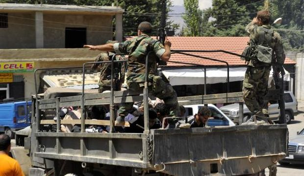 Fear of further violence haunts Lebanese border town