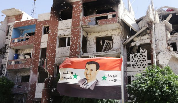Opinion: Eliminating ISIS requires removing Assad
