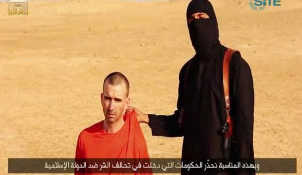 ISIS executes third hostage in warning to US allies
