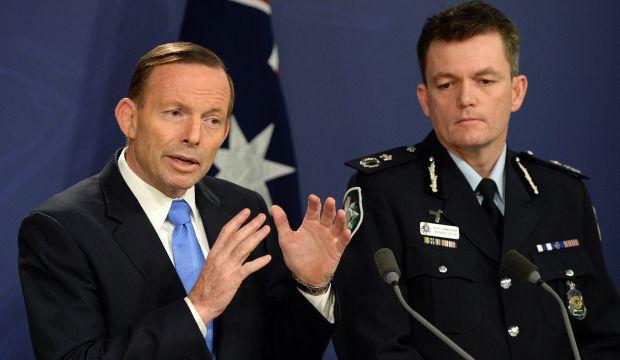 Australian counter-terror officer shoots man dead