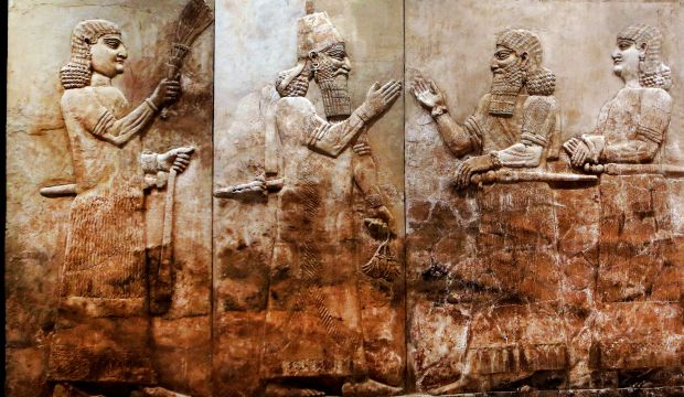 Amid jihadi gains, priceless Iraqi artefacts hit black market
