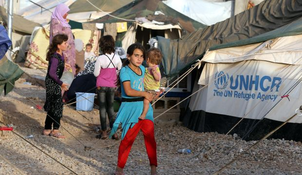 Two million Iraqi refugees in Kurdistan: official