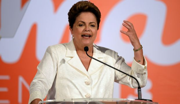 Brazil's Rousseff in tight runoff against pro-business Neves