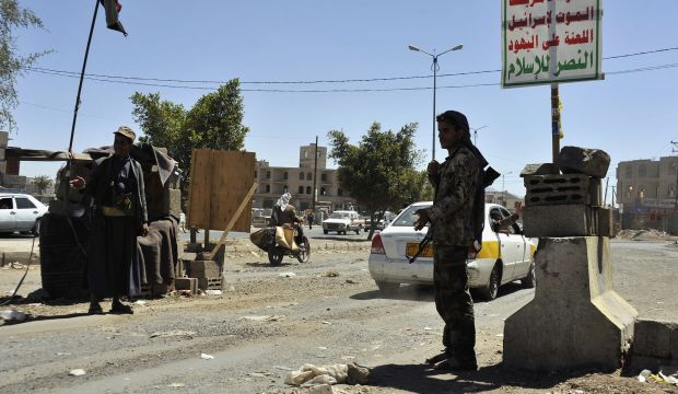 Houthis take control of Sana'a air defenses: military sources